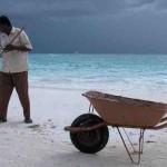 opruimen strand